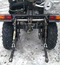 Traktorek SAM nap�d silnik Fiat 126p