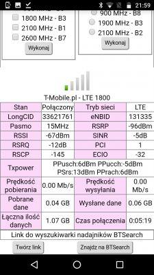 Test zasięgu przed zakupem: Huawei 525s + antena zewnętrzna