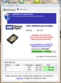 Dysk Western Digital 500gb - Dysk wolno pracuje, zacinanie si� systemu