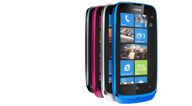 Bud�etowa Nokia Lumia 610 oficjalnie przedstawiona