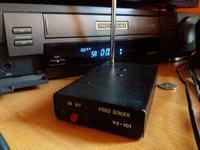 VS-101 - Stary przedpotopowy video sender VHF