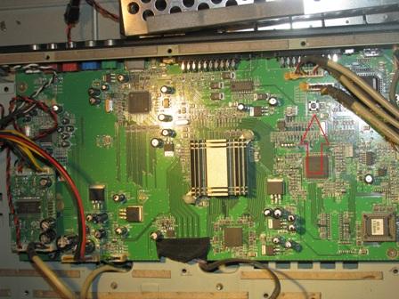 Packard Bell smart tv s320 - potrzebna serwis�wka