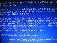 Acer Aspire 5740G - Problem z dyskiem