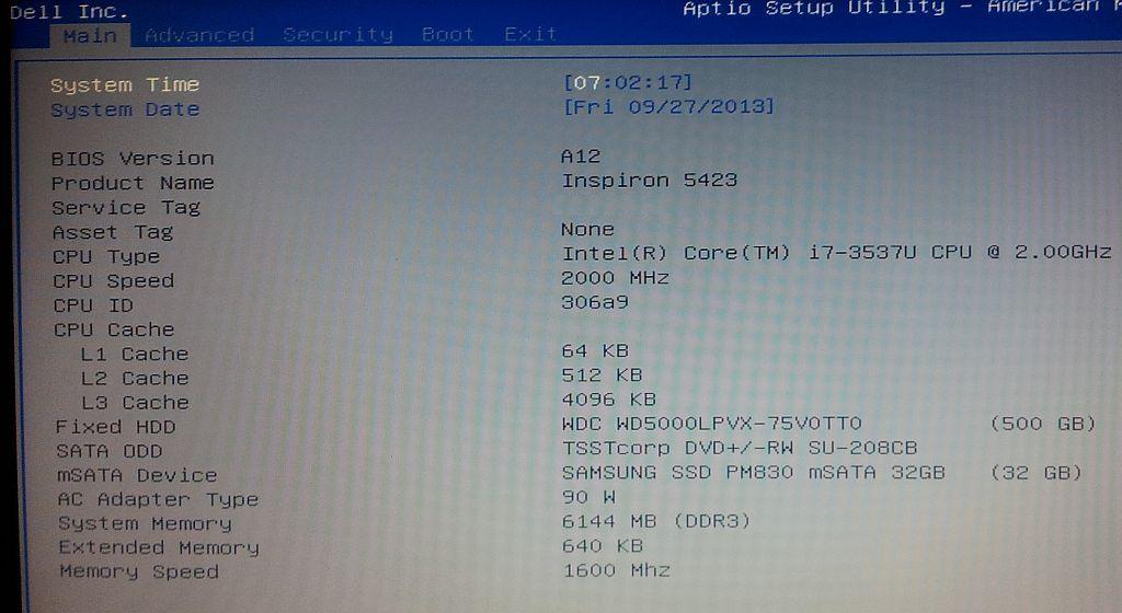 Windows 7 64bit - nie widzi pe�nej pojemno�ci dysku SSD