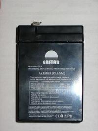 Renowacja akumulatora żelowego.