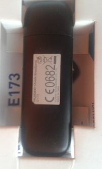 Huawei E 173 s1 - Zdj�cie simlocka