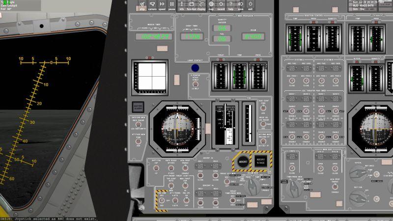 Poleć tam jeszcze raz z Project Apollo NASSP