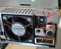 Radio z nawigacją - potrzebna wtyczka anteny GPS