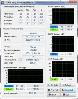 4G LTE ULTRA - HUAWEI B618s-22d czy B715