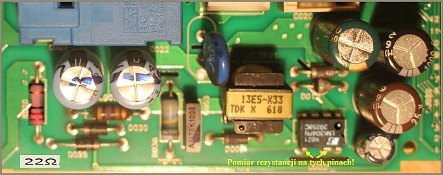 Pralka Whirlpool 6516/P - Nie działa i nie świecą kontrolki