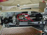 Problem z regulacja maszyny Lucznik 834