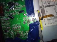 TVT LCD WIDE AV SYSTEM DVD/VCD - Poszukuje schematu radioodtwarzacza