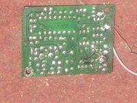 Układ sterowania SEC K531 - silnik kręci się w jedną stronę