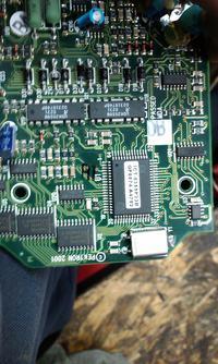 TOSHIBA TMP90PM40F - Potrzebuje wsad lub zamiennik.