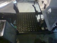 Ciągniczek SAM na silniku z Hondy CBR125