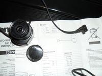 Computar - Obiektyw kamery CCTV, wtyczka 4 pin