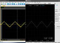 Amatorski oscyloskop/generator USB (k. dźwiękowa)