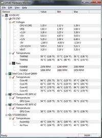 Problem - Samoczynne restartowanie komputera