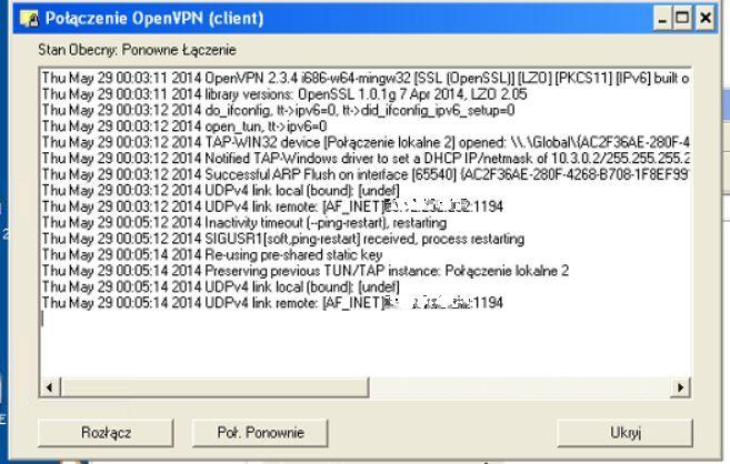 OpenVPN - konfiguracja serwera i klienta
