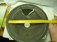 Prośba o identyfikację starego głośnika, (ca. 1960-te lata)