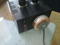 Wzmacniacz lampowy 2*6P6S + 6N2P