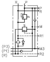 Dobór silnika 2 biegowego do pompy hydraulicznej