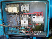 Sprężarka Airpol A100-380-240, niedomykanie elektrozaworu.
