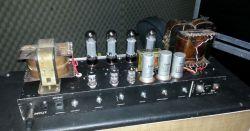 Wzmacniacz gitarowy lampowy 130W z preampem z JCM800