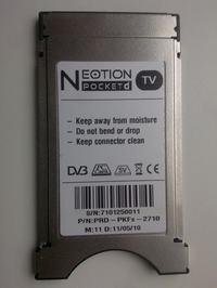 TV LCD LG 42LG300 chassis LD85A - modu� CI