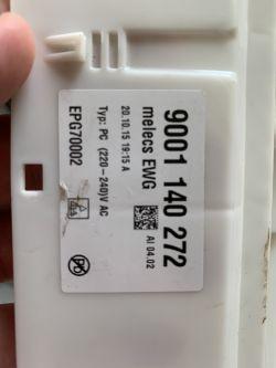 Bosch SPV69T50EU/23 - nie pobiera wody, wyświetla