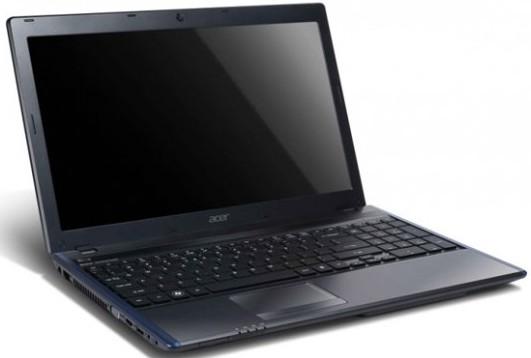 Acer Aspire 5755 z WiDi wkr�tce w sprzeda�y