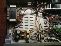 Wzmacniacz na TDA7377 +preamp na 1036 (avt244) - problem z zasilaniem?
