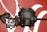Pilarka McCulloch 842 - Nie wchodzi na wysokie obroty, powietrze w pompce paliwa