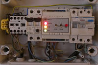 Pirania - Pompa zanurzeniowa / awaria sterowania / prośba o diagnozę