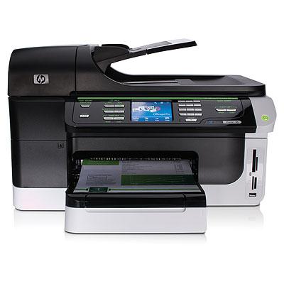 Druk dwustronny nie działa prawidłowo - HP Officejet Pro 8500 A909g
