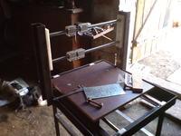 Kolejna frezarka CNC