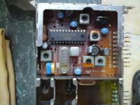 Magnetowid Sony E30 modulator - Przejściówka CVBS na RF