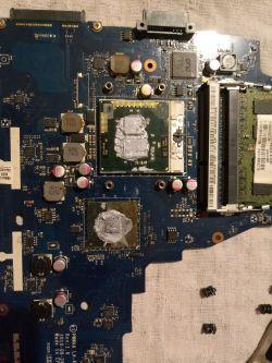 Toshiba Satellite C660-133 - wyłączający się laptop