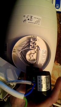 podłączenie regulatora obrotów wentylatora