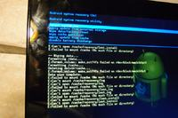 Lenovo tablet ThinkPad Android - Nie wstaje system, nie resetuje, nie bootuje