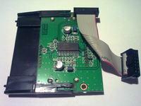 [Sprzedam] czytnik kart na uk�adzie ST8004c + pilot do Echostar DSB717