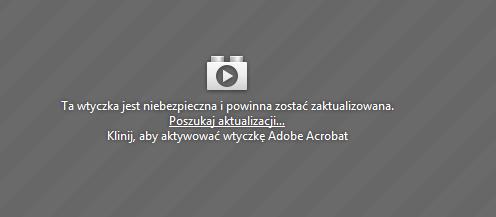 Firefox - blokada nieaktualnych wtyczek