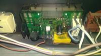 Teka HA 830 - Spalony programator - obejście