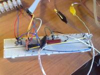 ATtiny2313 - Cyfrowy regulator napięcia przemiennego, dlaczego nie działa?