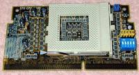 Stara płyta i Celeron 1.1 GHz