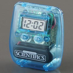 Mini Hydro Clock, czyli zegarek zasilany płynem!
