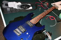 Gitara elektryczna stereo