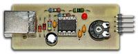 """""""Oscyloskop"""" na USB z mikrokontrolerem ATtiny45"""