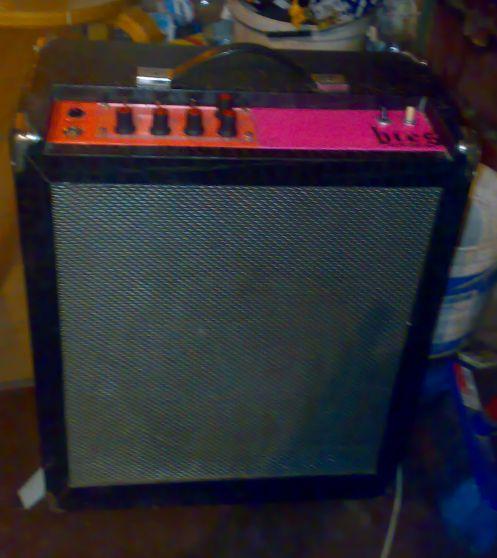Gitarowy JunkArt - Hybrydowe Combo ze śmieci