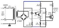 Generator prostokątny 100 Hz z optoizolatorem